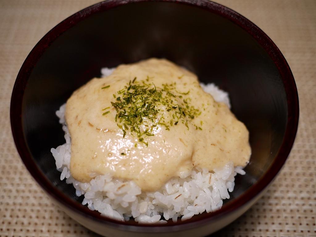 とろろ ご飯 レシピ 【みんなが作ってる】 とろろご飯のレシピ