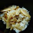 アサリの混ぜご飯